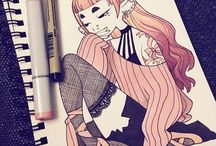 Art: sketchbooks