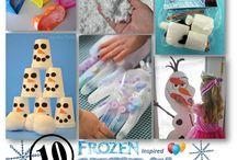 Børnefødselsdag - ideer