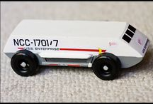 Pinewood Derby Cars