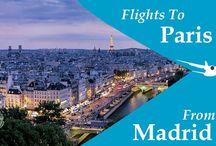 International Flights to Paris
