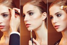Step by Step Anleitungen / Easy Tutorials für Frisuren und Make-up Looks