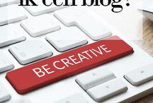 Alles over het bloggen