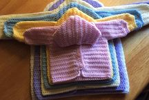 crochet kids and babies