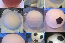 bolo futebol