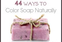Natural Soap Colourants
