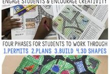Project Based Learning / Create learning experiences for your students that allow them to discover information and processes in a hands-on way with project based learning!