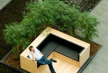 public furniture