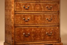 Antique Furniture/American / Examples of American Antiques, Sold at Auction by,  John Moran Auctioneers, Pasadena, CA