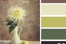 Color Combinations  / by Jody Dregseth