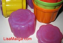 Homemade soap / by Kami Booher
