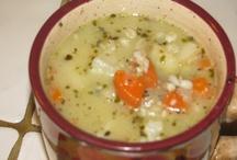 Soups / by Gracie Jo