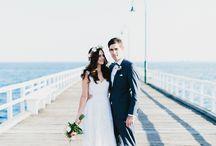 Wedding - Pier