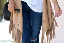 FALL 2015 FRINGE FRENZY / Fringe is a fun, fashion-forward look which these boards show are easy to wear at any age!