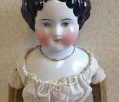 China dolls head