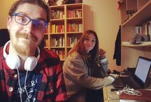 Instagram Freneticamente al lavoro dopo un weekend in giro per la Romagna! E voi, avete iniziato bene la settimana? :)