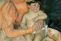 MOTHER ❤️&❤️ CHILD / by Nena Derbedrossian