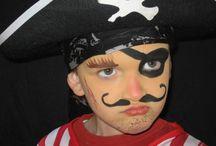 Schmink piraat