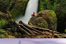 Travel Oregon / #travel #inspiration all over #Oregon #citytrips #roadtrips #sightseeing and more