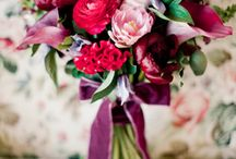 Bride's Bouquet - colours