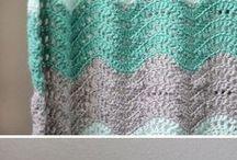 Πλεκτή κουβέρτα