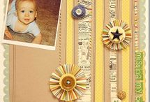 scrapbook ideas & inspiration / by Elaine Grandon