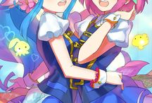 Chieri & Nagisa (AKB0048)