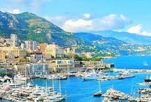 Monaco / My most favourite photographs of Monaco! xx #Brit