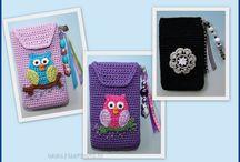 mobile crochet cases