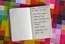 Lists / Listák