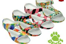 DAWGS LoudMouth Footwear / DAWGS Footwear with LoudMouth Licensed print