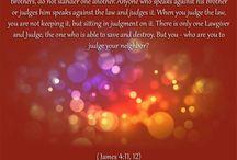 Favorite bible verses / Bible