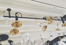 Lampa vardagsrum