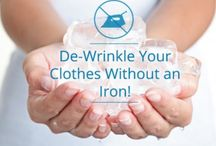 Wrinkle free clothes