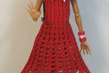 B811 Barbie/Puppen/Dolls/ Monster High