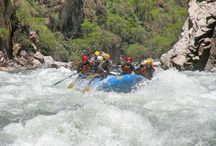 Rafting Cusco / Get exciting river for rafting adventures near Cusco and Machu Picchu. Chose 1 or 3 days in the Urubamba river and down the rain forest.