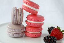 M is for Macaron / French macarons