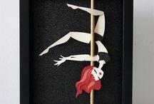 Pole fitness,pole dance