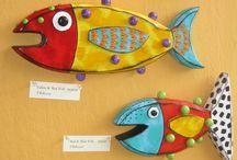 Folk Art & New Artists