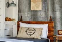 Boys room rustic