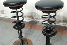 sillas,mesas