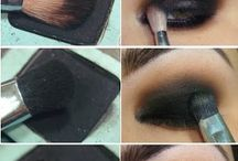 My favorit make up