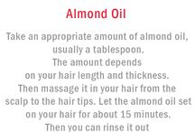 Avocado and Coconut Oil Hair