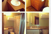 DIY Indoor projects / DIY reno projects
