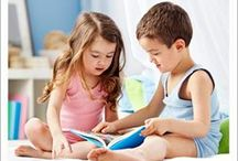 Books and reading / Reading with babies, reading with young children, reading with tweens and teens. The benefits of reading with children. Interesting books. Problematic books. Diverse books. Multicultural books.