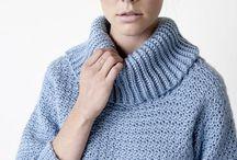 crochet - pullover