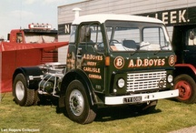 Legendary & Oldtime VOLVO Trucks-F84/F86 / Trucks that in their time were kings of the road,leaving their legacy in History of the World Road Transports,making them, in nowdays, real road Legends.