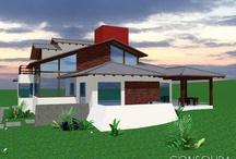 Residências / Missão: Oferecer projetos de arquitetura com a beleza e a qualidade que todo cliente deseja, estando ele em qualquer lugar do Brasil. Contato: wagnercassiano@hotmail.com Fone: 44. 3026-2918 | 9881-8395 www.encontreimeuprojeto.com.br