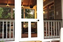 screen porches