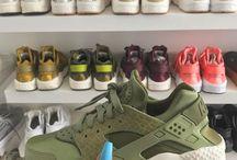 clothes / shoes