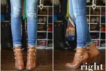 barras e sapatos
